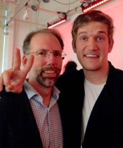 Bo Burnham and Scott Bennett