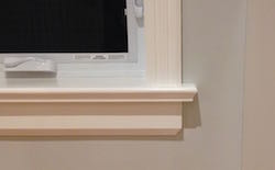 How to Build Window Sills