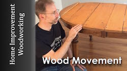 What is wood movement