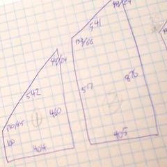 Wainscoting measurements
