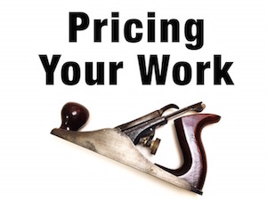 How to price your work as a maker